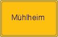 Wappen Mühlheim