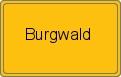 Wappen Burgwald
