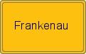 Wappen Frankenau