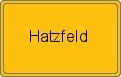 Wappen Hatzfeld