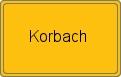 Wappen Korbach