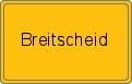 Wappen Breitscheid