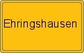 Wappen Ehringshausen