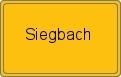 Wappen Siegbach