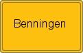 Wappen Benningen