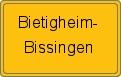 Wappen Bietigheim-Bissingen