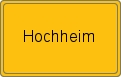 Wappen Hochheim