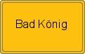 Wappen Bad König