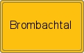 Wappen Brombachtal