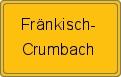 Wappen Fränkisch-Crumbach