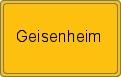 Wappen Geisenheim