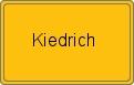 Wappen Kiedrich