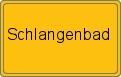 Wappen Schlangenbad