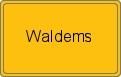 Wappen Waldems