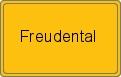 Wappen Freudental