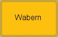 Wappen Wabern