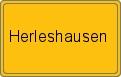 Wappen Herleshausen
