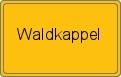 Wappen Waldkappel