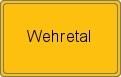 Wappen Wehretal