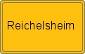 Wappen Reichelsheim