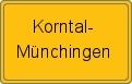 Wappen Korntal-Münchingen