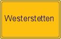 Wappen Westerstetten
