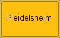 Wappen Pleidelsheim