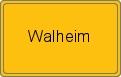 Wappen Walheim