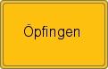 Wappen Öpfingen