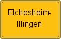 Wappen Elchesheim-Illingen