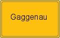 Wappen Gaggenau