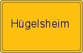 Wappen Hügelsheim