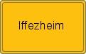 Wappen Iffezheim