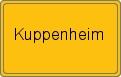 Wappen Kuppenheim
