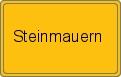 Wappen Steinmauern