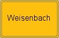 Wappen Weisenbach