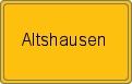 Wappen Altshausen