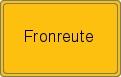 Wappen Fronreute