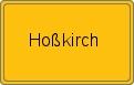 Wappen Hoßkirch