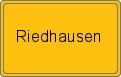Wappen Riedhausen