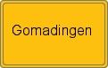 Wappen Gomadingen