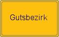 Wappen Gutsbezirk