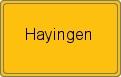 Wappen Hayingen
