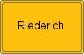 Wappen Riederich