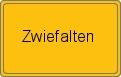 Wappen Zwiefalten