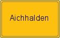 Wappen Aichhalden