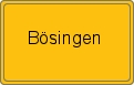 Wappen Bösingen