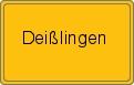 Wappen Deißlingen