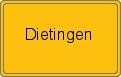 Wappen Dietingen