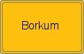 Wappen Borkum
